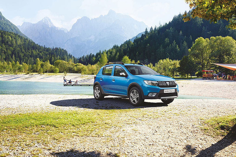 Noch attraktiver: Stepway Modelle in neuem Look